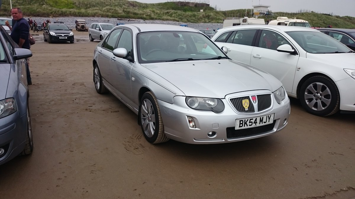 2004 Rover 75 Contemporary SE A real show stopper For Sale (picture 4 of 6)