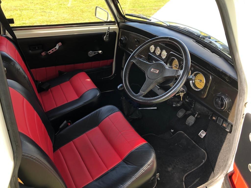 1990 Mini Cooper 1275cc  For Sale (picture 5 of 6)