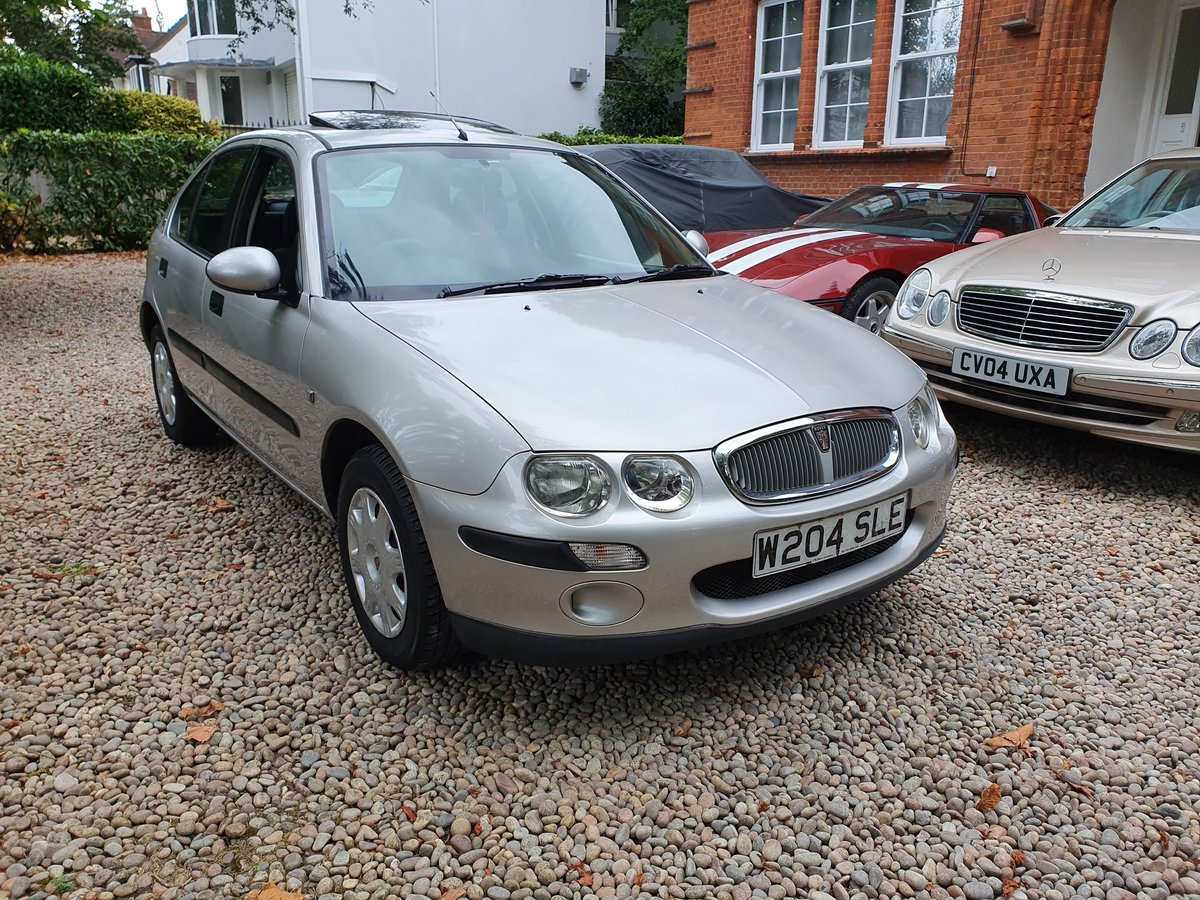 2000 Unbelievable 28,200 Miles From New AA Health Check MOT May 2 For Sale (picture 2 of 6)