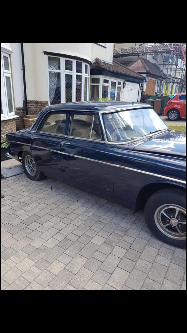 1972 2X Rover P5B V8. Auto. x2 cars SOLD (picture 2 of 6)