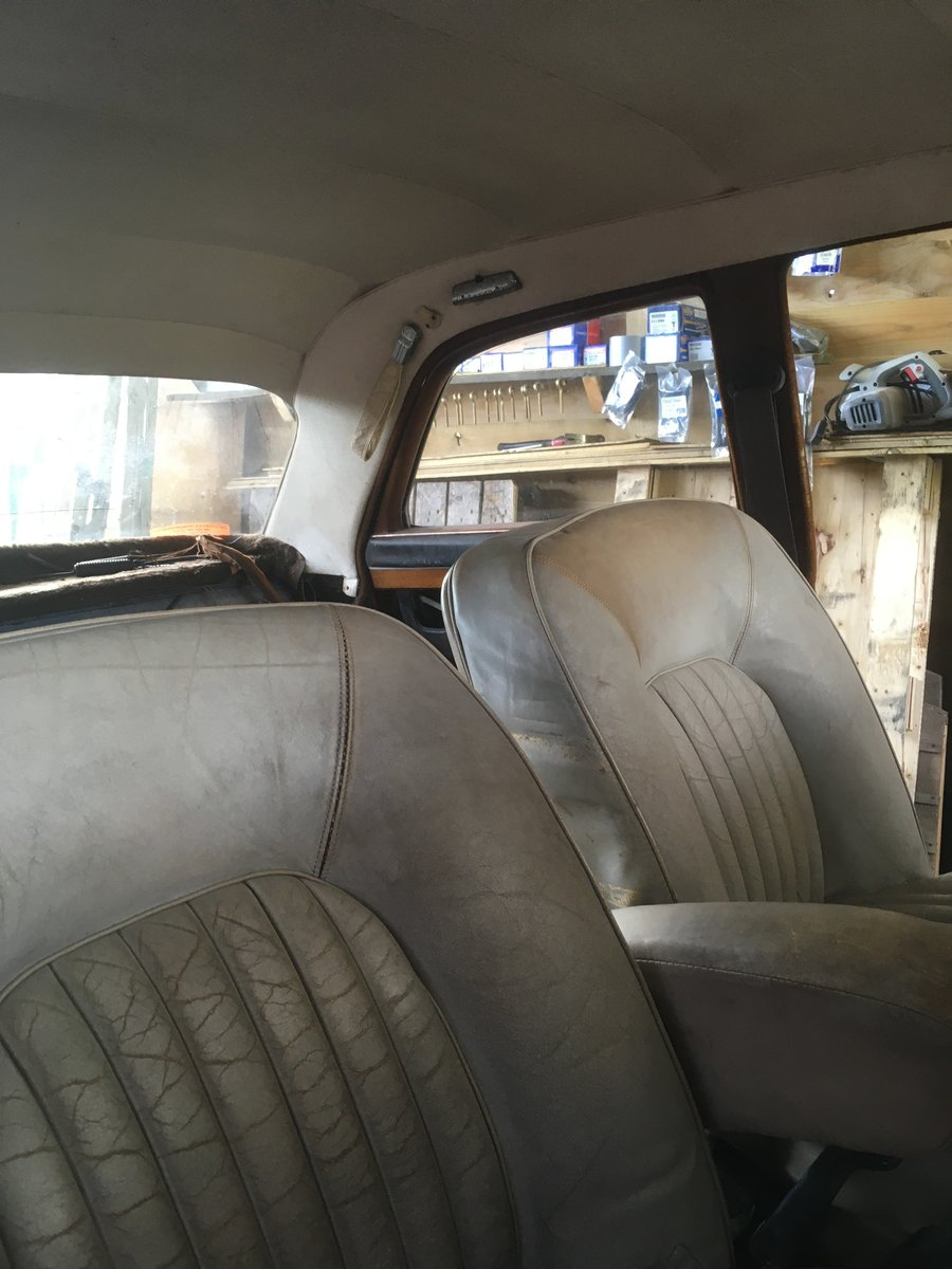 1972 2X Rover P5B V8. Auto. x2 cars SOLD (picture 6 of 6)