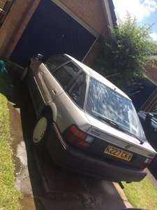 1992 Rover 216 SLI (R8) - 49,000 Miles from new MO