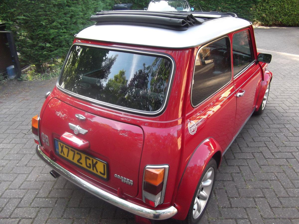 2000 Mini cooper sport 1.3 mpi For Sale (picture 5 of 6)