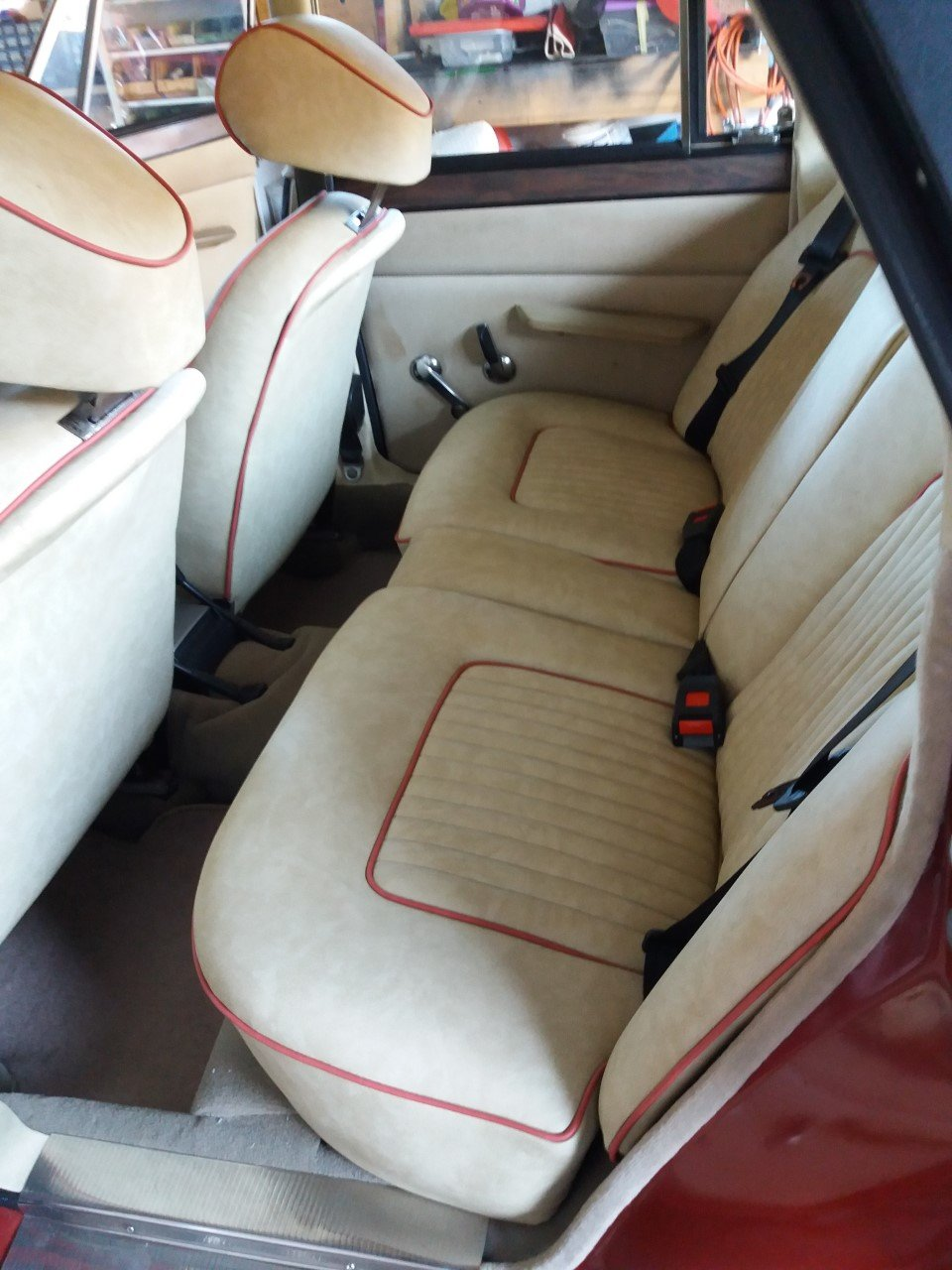 1971 Rover P6 Manual For Sale (picture 6 of 6)