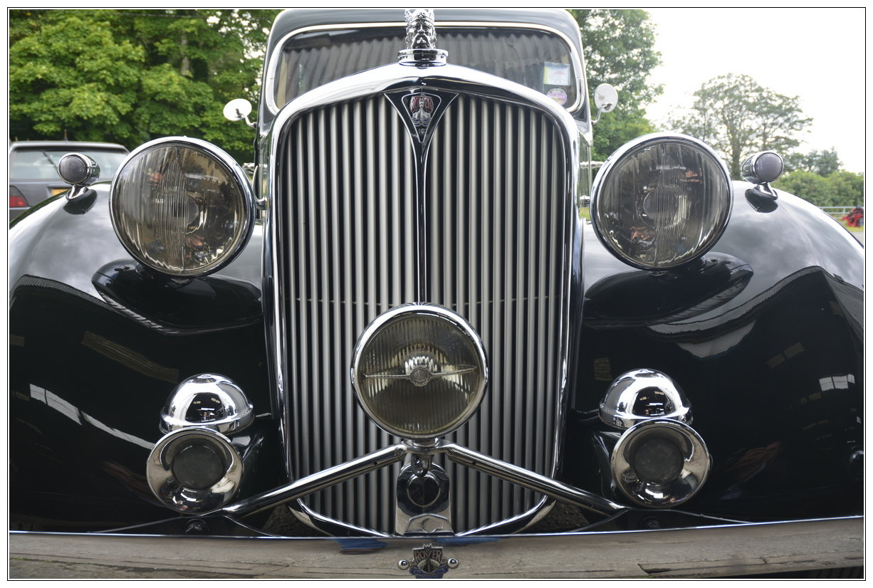 1947 Rover P2  SOLD (picture 1 of 6)