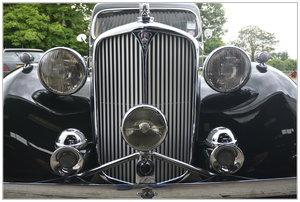 1947 Rover P2