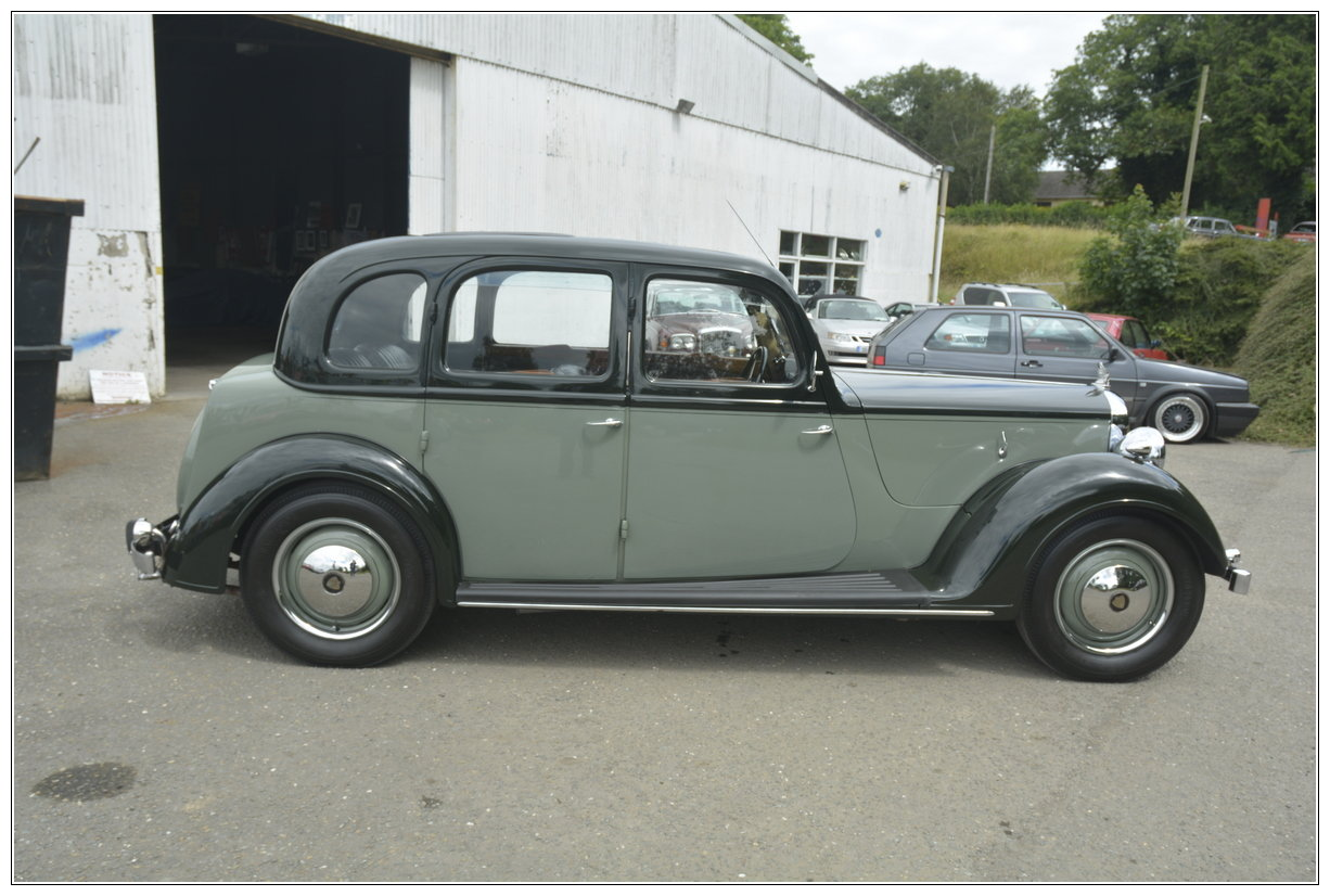 1947 Rover P2  SOLD (picture 2 of 6)