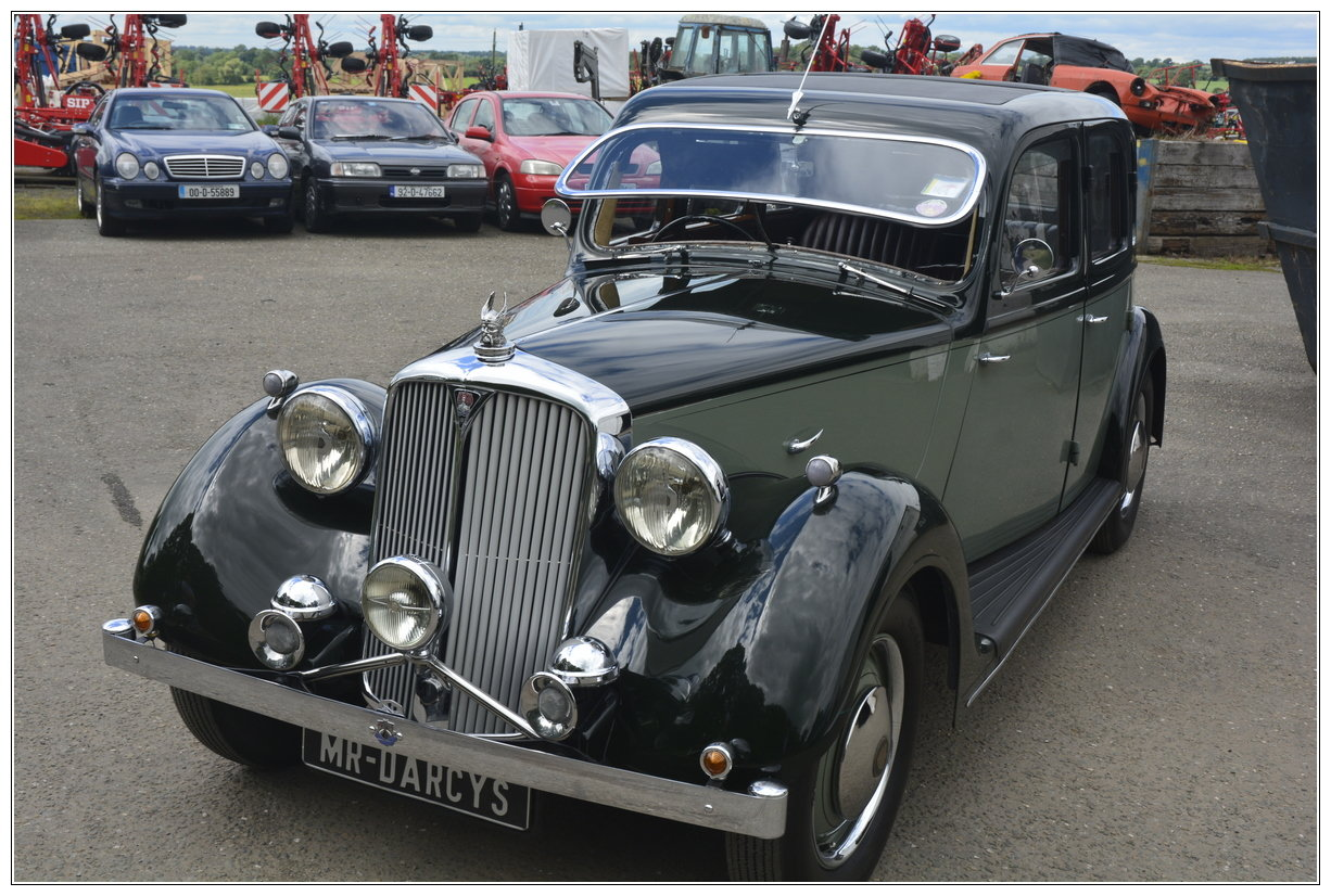 1947 Rover P2  SOLD (picture 4 of 6)