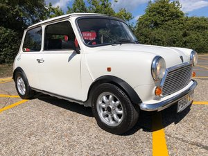1996 Rover Mini Sidewalk. 1275. Only 14k. FSH. Rare.
