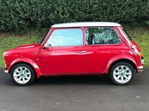 1997 Sportspack Mini Cooper 1275 Last Edition Tru