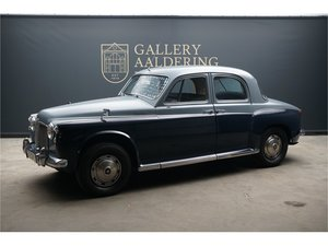 Rover P4 110 RHD nice driving condition, stunning colours