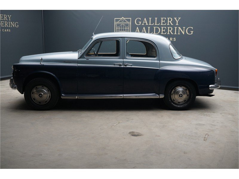 1964 Rover P4 110 RHD nice driving condition, stunning colours For Sale (picture 2 of 6)