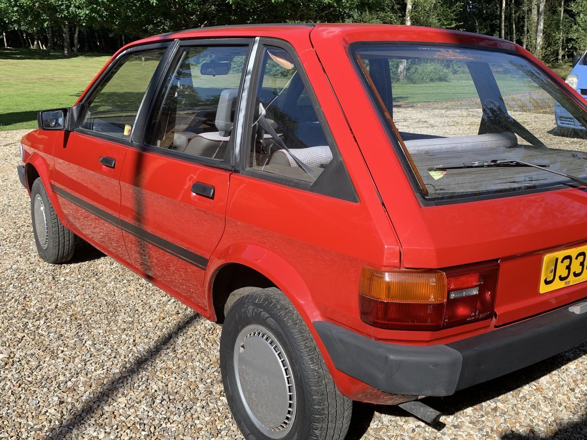 1992 Rover Maestro Clubman 1.3 - Only 15k Miles For Sale (picture 3 of 6)