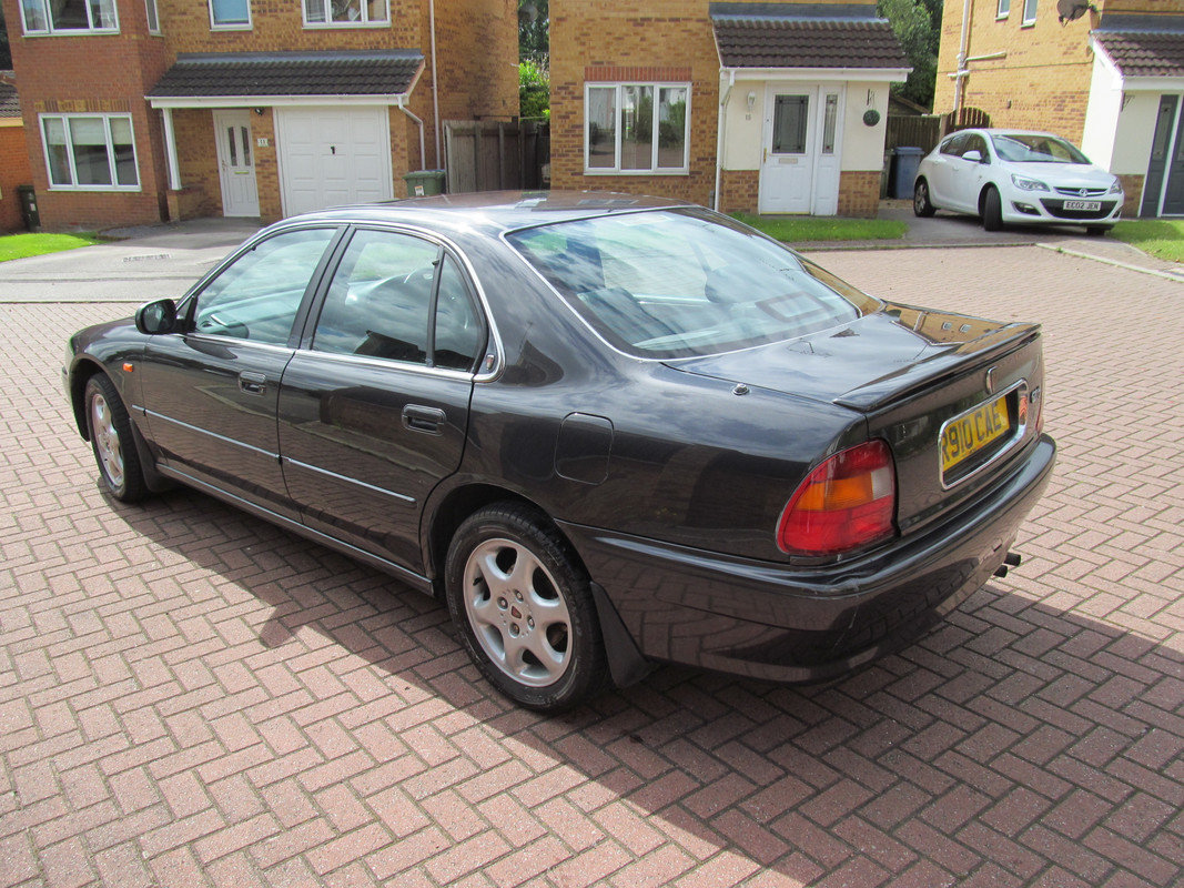1997 Rover 620Ti, 116k miles, MOT July 2021 SOLD (picture 4 of 6)