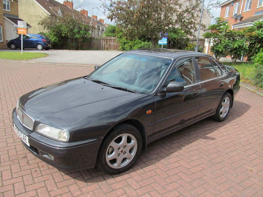 1997 Rover 620Ti, 116k miles, MOT July 2021 SOLD (picture 5 of 6)