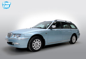 Picture of 2003 Rover 75 Tourer V6 Connoisseur manual SOLD