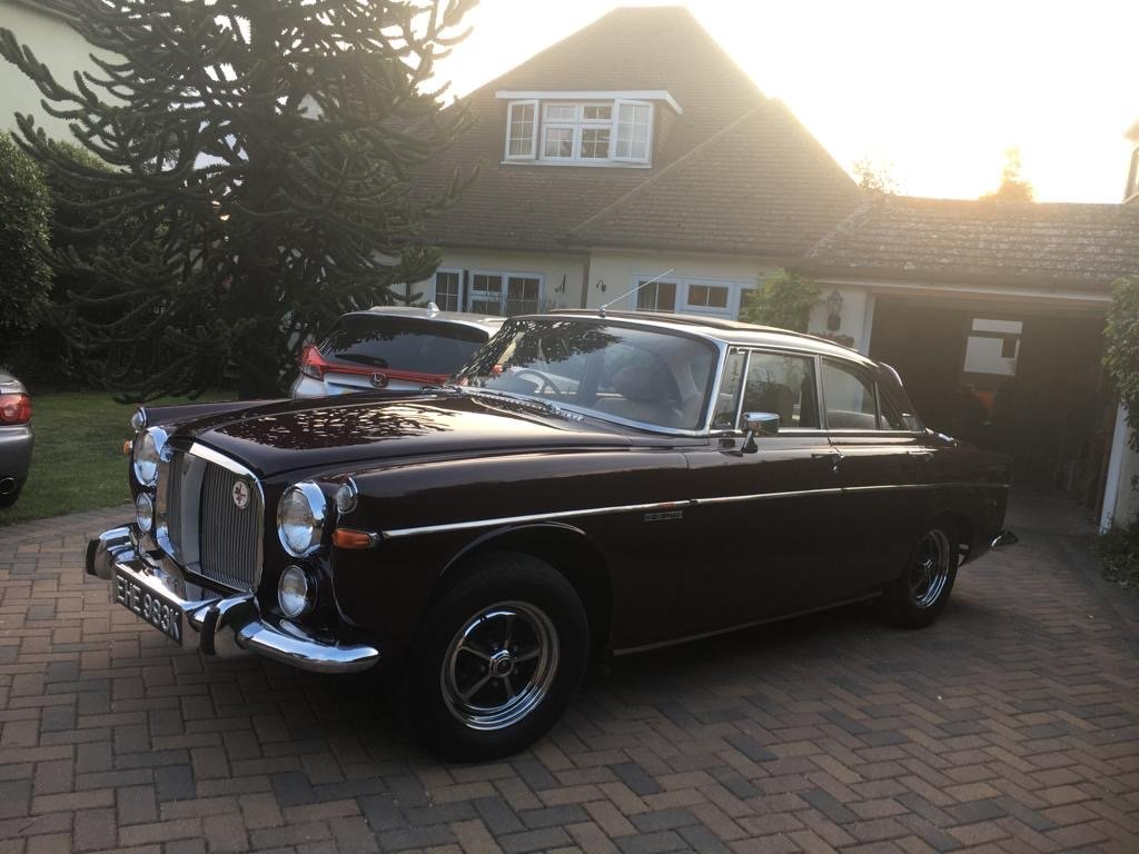 1971 Rover P5B Coupe SOLD (picture 4 of 6)