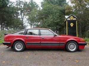 1984 Rover SD1 Single Plenum Vitesse SOLD