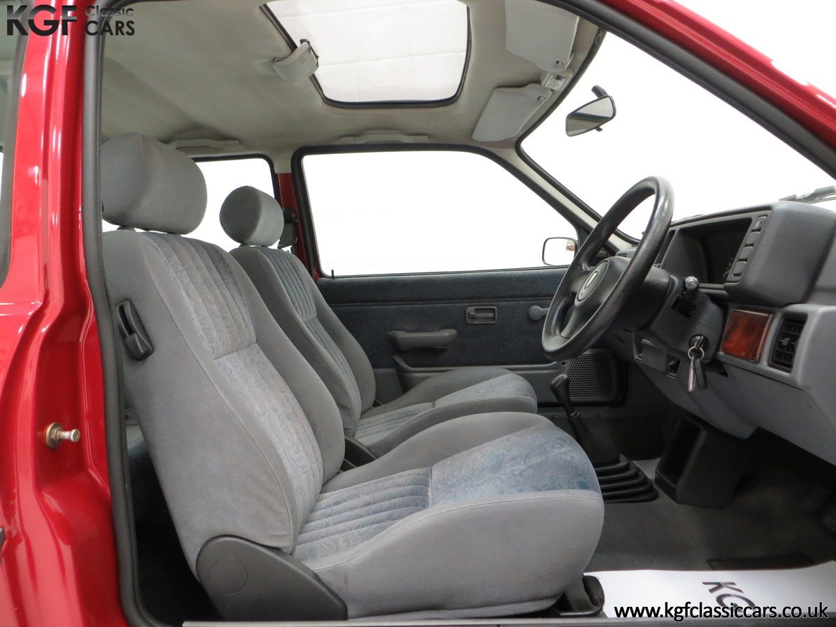 1996 A Fabulous Rover 114SLi with 9,876 Miles For Sale (picture 17 of 24)