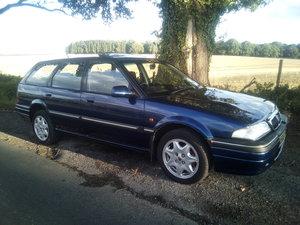 1996 Rover 420 GSi Tourer