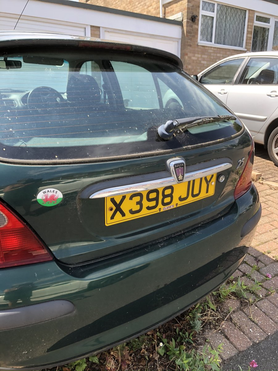 2001 Rover 25 For Sale (picture 1 of 2)