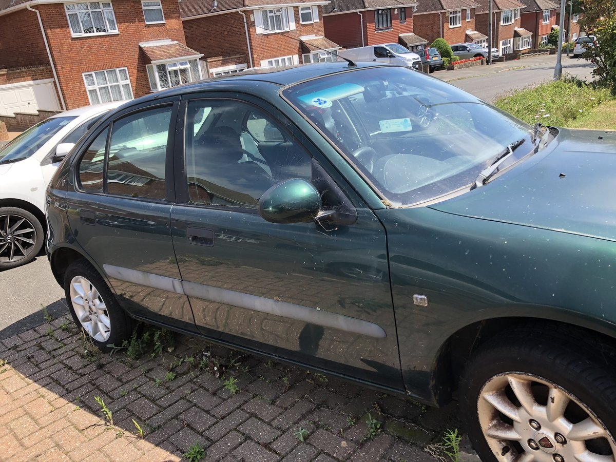 2001 Rover 25 For Sale (picture 2 of 2)