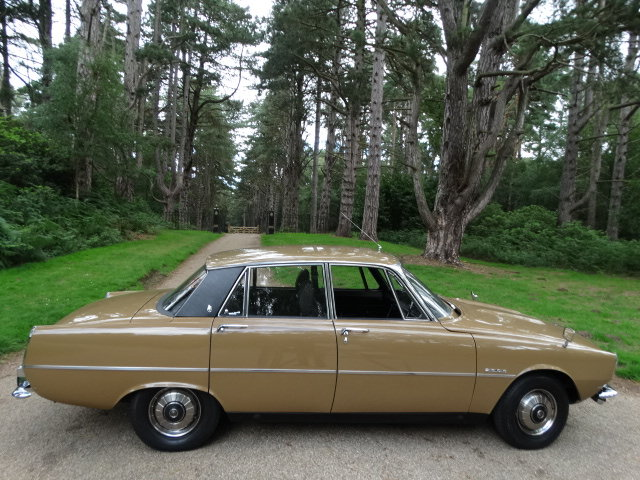 1971 ROVER 2000 TC *29,000 MILES ONLY* For Sale (picture 2 of 6)