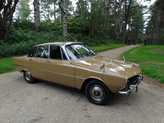 1971 ROVER 2000 TC *29,000 MILES ONLY* For Sale (picture 1 of 6)