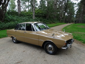 1971 ROVER 2000 TC *29,000 MILES ONLY*