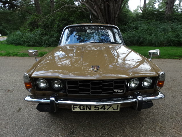 1971 ROVER 2000 TC *29,000 MILES ONLY* For Sale (picture 4 of 6)