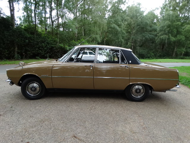 1971 ROVER 2000 TC *29,000 MILES ONLY* For Sale (picture 5 of 6)