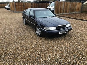 Picture of 1999 rover 825 sterling