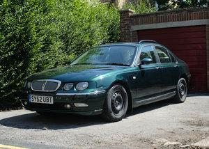 2002 Rover 75 Connoisseur 1.8 Auto