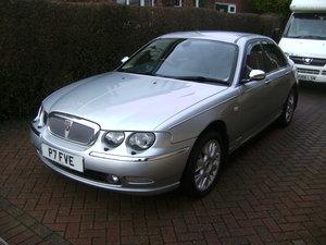 2001 Rover 75 Connoisseur SE