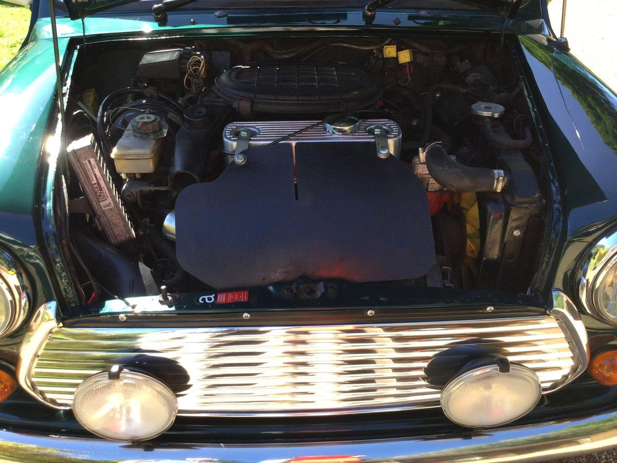 1995 Mini Cooper 1.3 SPI SOLD (picture 2 of 6)