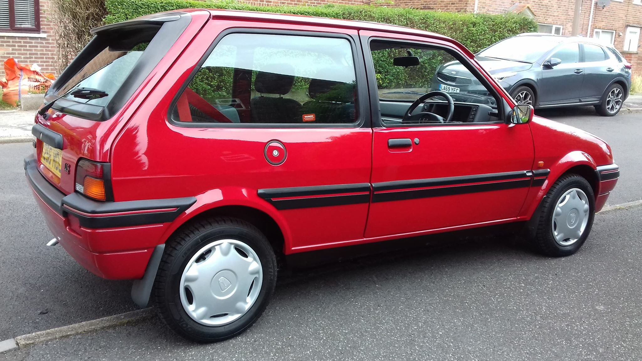 1992 Austin/rover metro 1.1 sport SOLD (picture 1 of 6)