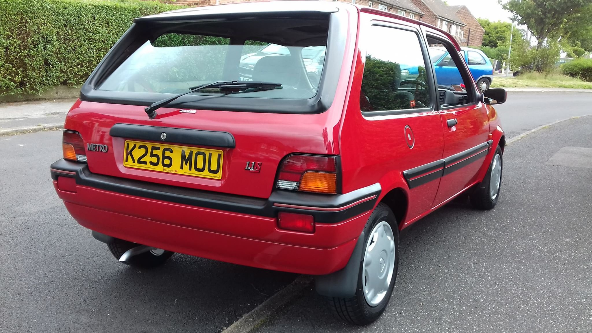 1992 Austin/rover metro 1.1 sport SOLD (picture 2 of 6)