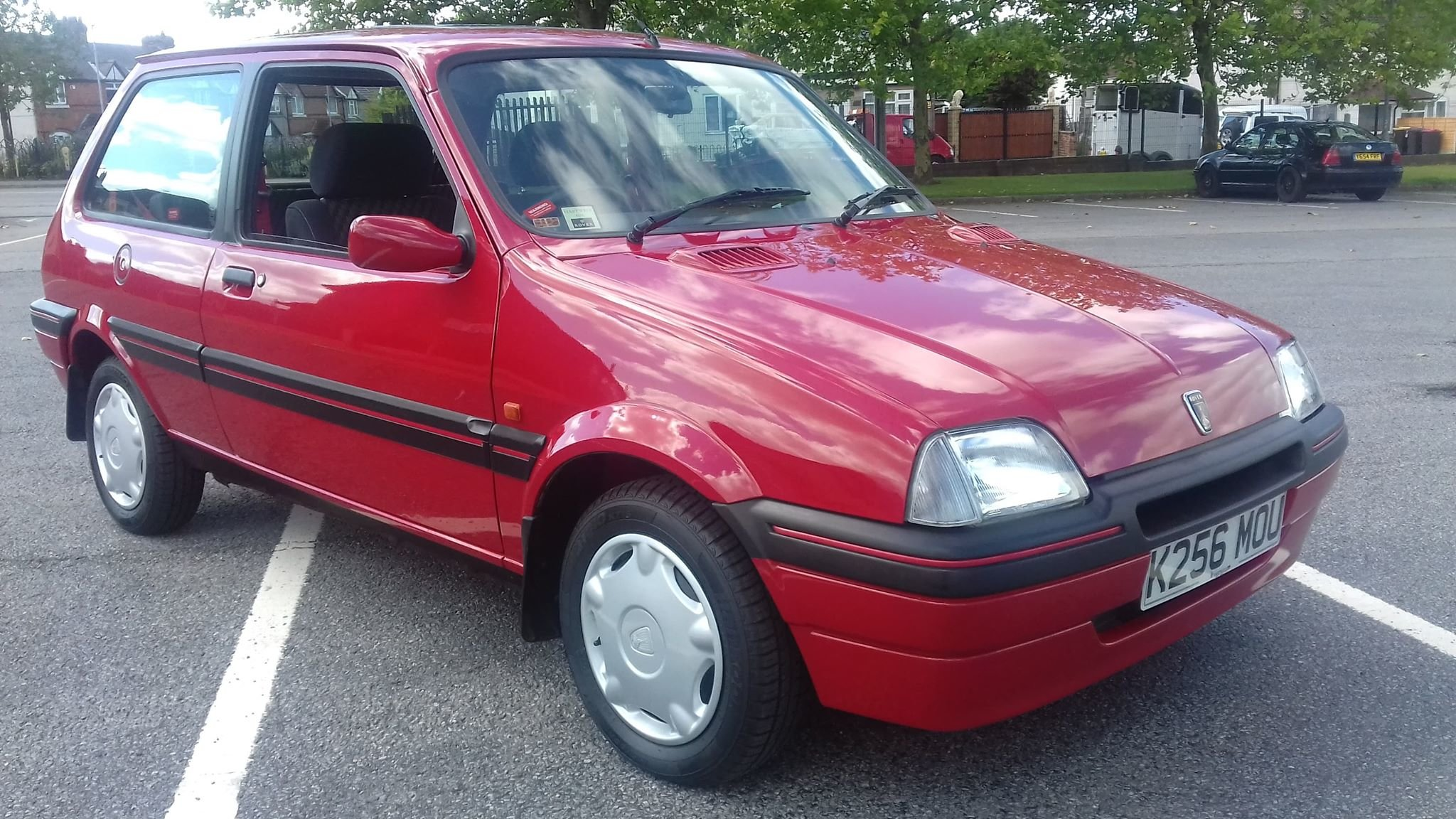1992 Austin/rover metro 1.1 sport SOLD (picture 3 of 6)