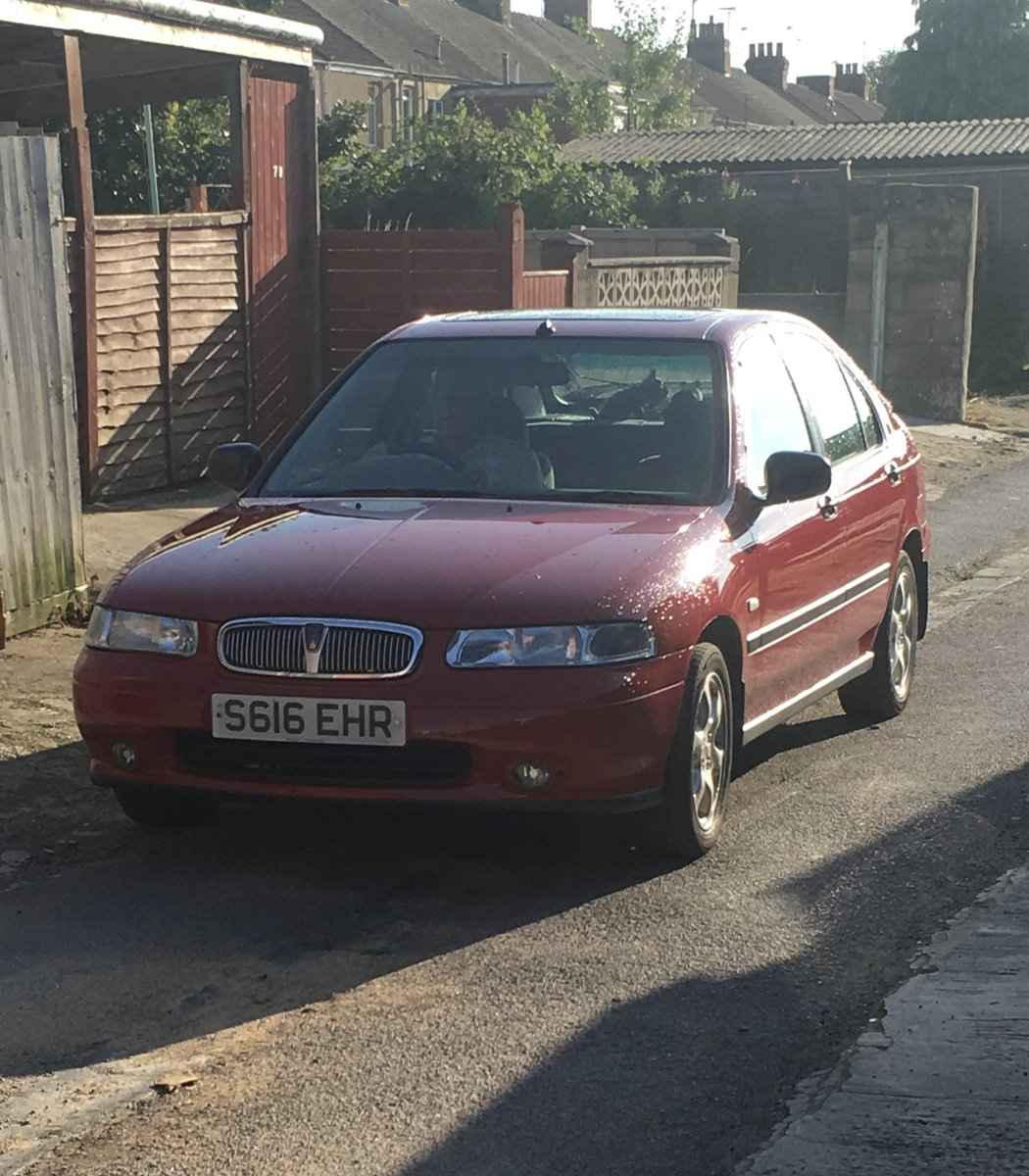1998 Great condition Red Rover 414S- 1 owner, low miles For Sale (picture 1 of 6)