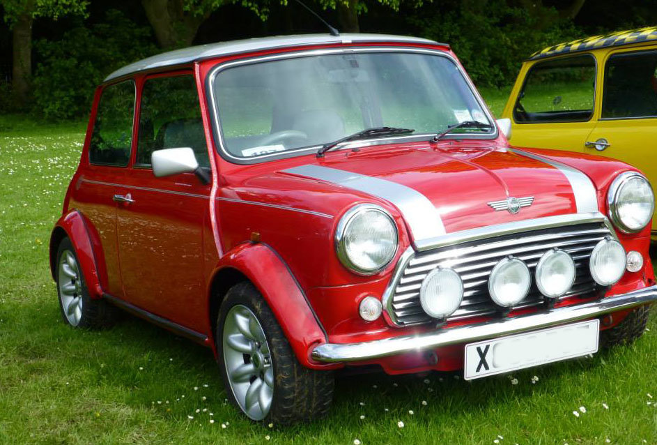 2001 Rover Mini Cooper Sport 500 Limited Edition For Sale (picture 1 of 5)