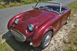 Austin Healey Frogeye Sprite - Banham Sprint Mini