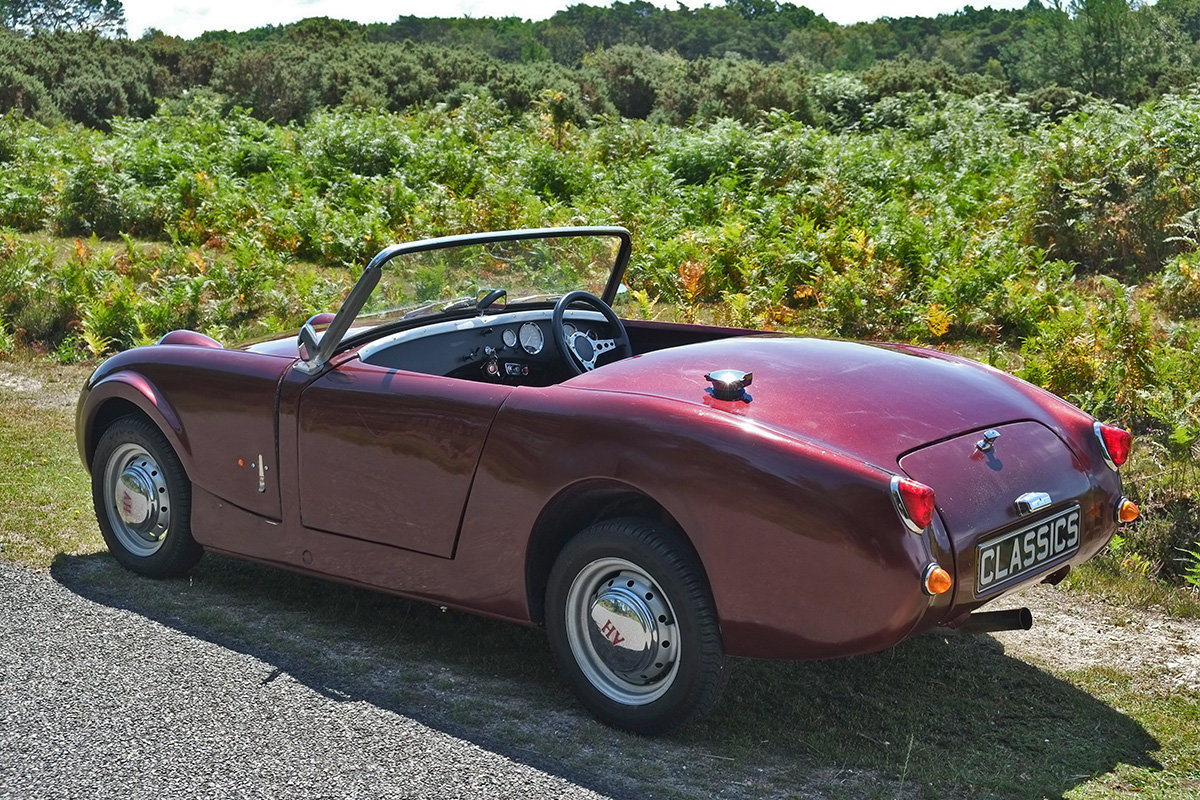 1992 Austin Healey Frogeye Sprite - Banham Sprint Mini For Sale (picture 2 of 6)