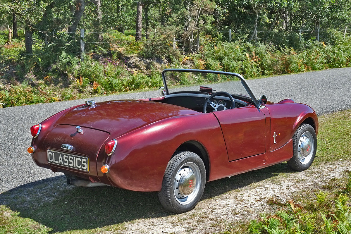 1992 Austin Healey Frogeye Sprite - Banham Sprint Mini For Sale (picture 3 of 6)