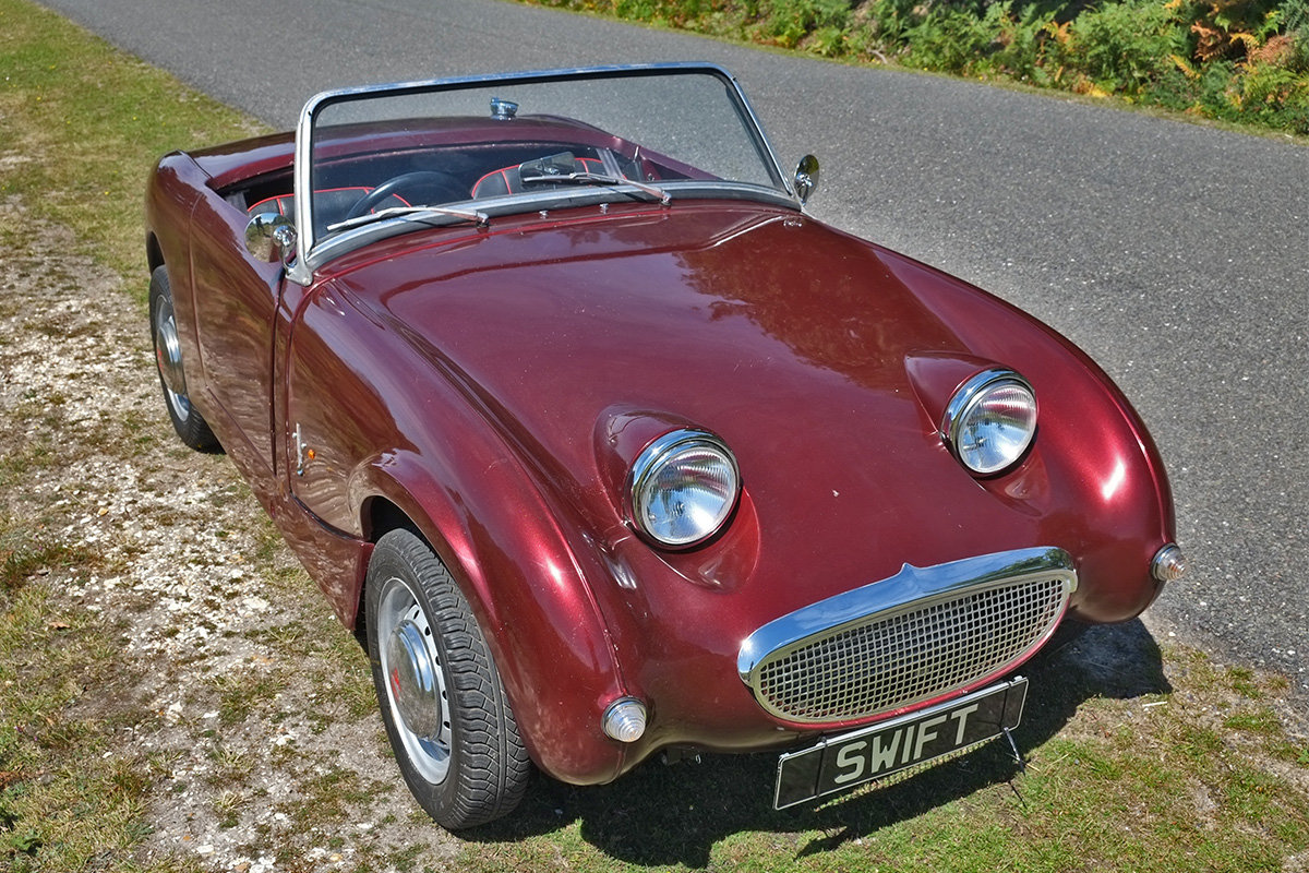 1992 Austin Healey Frogeye Sprite - Banham Sprint Mini For Sale (picture 4 of 6)