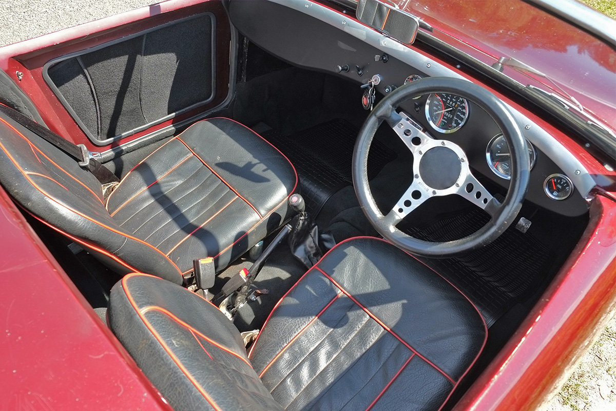 1992 Austin Healey Frogeye Sprite - Banham Sprint Mini For Sale (picture 5 of 6)