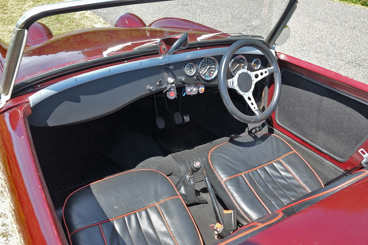 1992 Austin Healey Frogeye Sprite - Banham Sprint Mini For Sale (picture 6 of 6)
