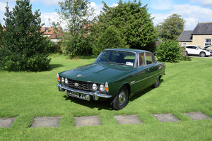 1974 ROVER 2200TC - SEEMS SOLID ENOUGH, DRIVES WELL.