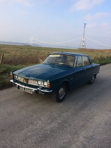 1969 Rover 2000TC Two owners from new