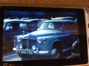 1962 Rover P 4