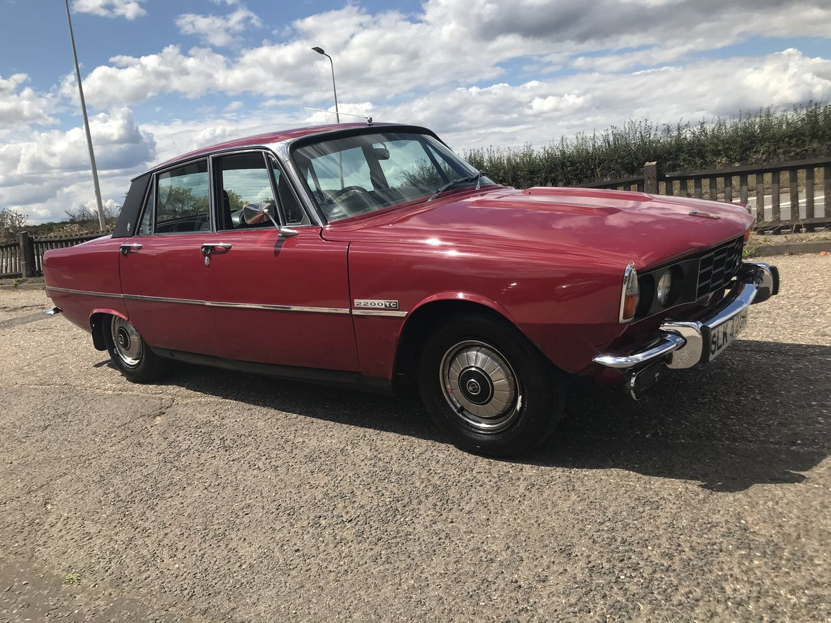 1977 ROVER 2200 TC  Wanted (picture 1 of 6)